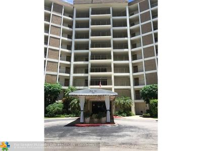 Pompano Beach Condo/Townhouse For Sale: 2940 N Course Dr #603