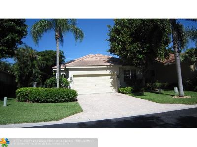 Lake Worth Single Family Home For Sale: 4173 Imperial Club Ln