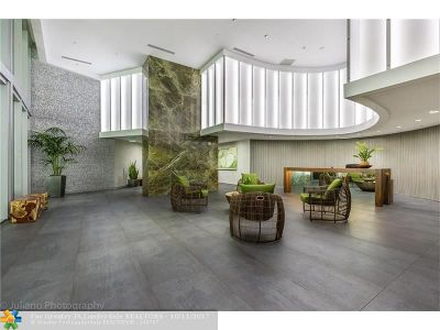 Miami Condo/Townhouse For Sale: 90 SW 3rd St #3409