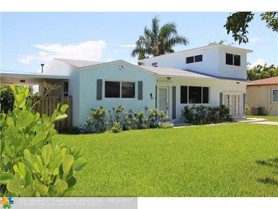 West Palm Beach Single Family Home For Sale: 322 Maddock St