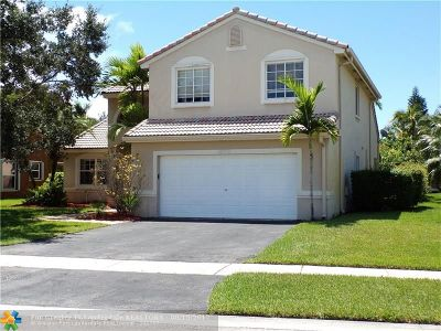 Pembroke Pines Single Family Home For Sale: 18710 NW 3rd St