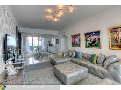 Sunny Isles Beach Condo/Townhouse For Sale: 16001 Collins Ave #2704