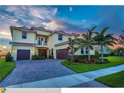 Parkland Single Family Home For Sale: 8751 Miralago Way