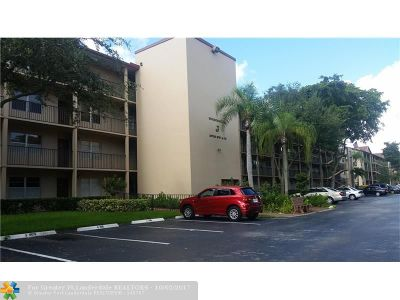 Pembroke Pines Condo/Townhouse For Sale: 12750 SW 4 Ct. #J-311
