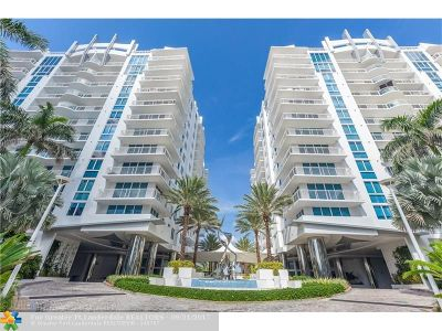 Fort Lauderdale Condo/Townhouse For Sale: 2821 N Ocean Blvd #1002S