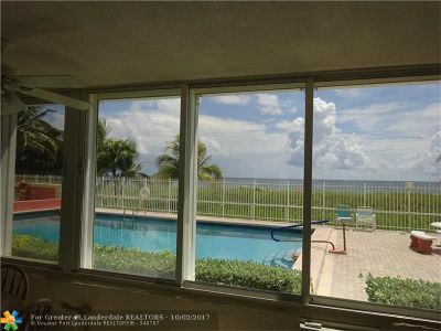 Pompano Beach Condo/Townhouse For Sale: 8 Briny Ave #103