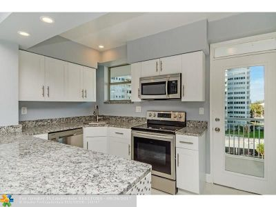 Fort Lauderdale Condo/Townhouse For Sale: 1920 S Ocean Dr #603