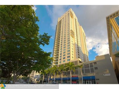 Fort Lauderdale Condo/Townhouse For Sale: 350 SE 2nd St #2050