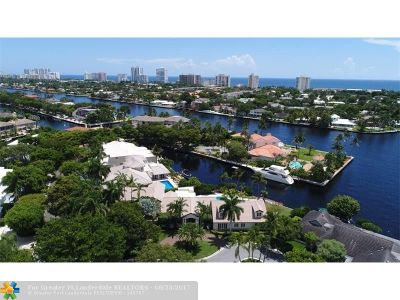 Broward County Single Family Home For Sale: 20 Bay Colony Pt