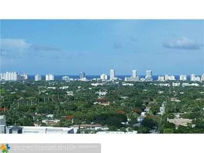 Fort Lauderdale Condo/Townhouse For Sale: 315 NE 3rd Avenue #1907