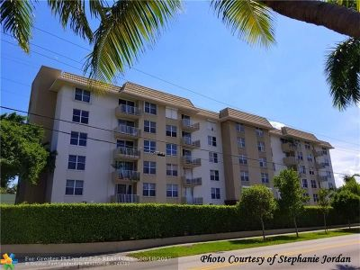 Fort Lauderdale Condo/Townhouse For Sale: 1050 SE 15th St #402