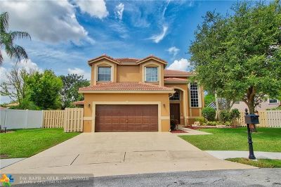 Parkland Single Family Home For Sale: 5740 NW 62nd Mnr