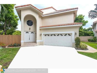 Parkland Single Family Home For Sale: 5900 NW 58th Ter