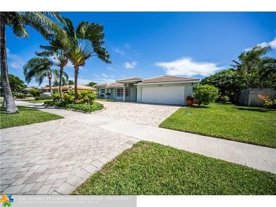 Deerfield Beach Single Family Home For Sale: 1444 SE 14th St
