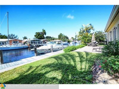 Pompano Beach Single Family Home Backup Contract-Call LA: 2460 SE 13th Ct