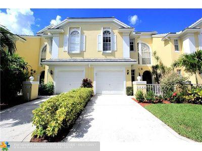 Boca Raton FL Condo/Townhouse For Sale: $319,900