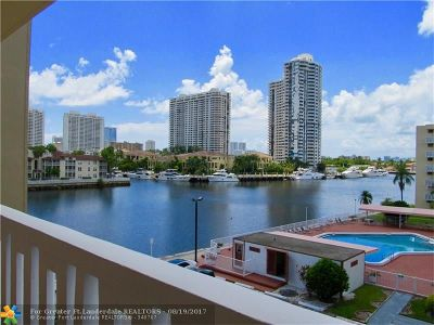 Aventura Condo/Townhouse For Sale: 2999 Point East Dr #C411