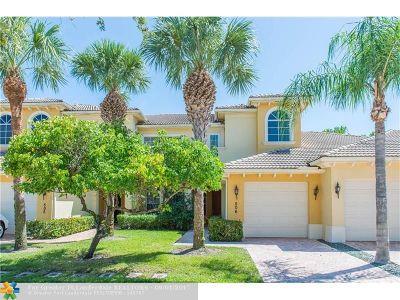 Boynton Beach Condo/Townhouse For Sale: 6393 Bella Cir #506