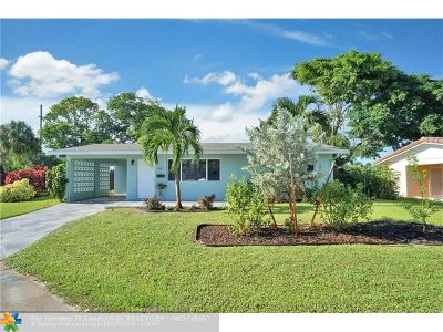 Deerfield Beach Single Family Home For Sale: 937 SE 7th St