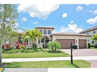 Parkland Single Family Home For Sale: 8625 Watercrest Cir E