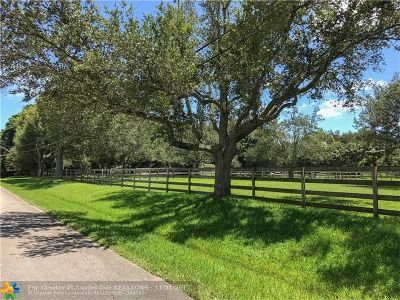Cooper City Residential Lots & Land For Sale: 3611 NW 100 Ave