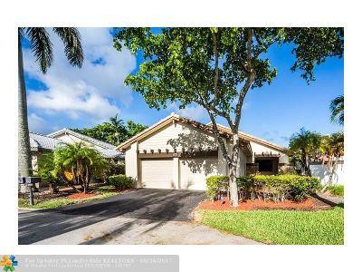 Weston Single Family Home Backup Contract-Call LA: 2355 Dover