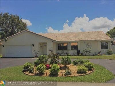 Davie Single Family Home For Sale: 5420 Lancelot Lane