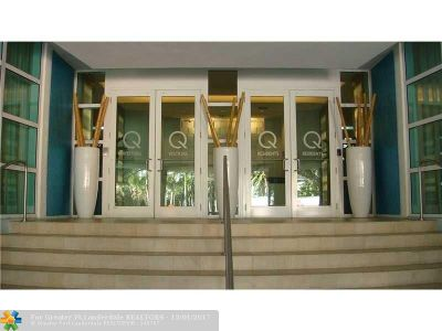 Miami Condo/Townhouse For Sale: 1900 N Bayshore Dr #4407