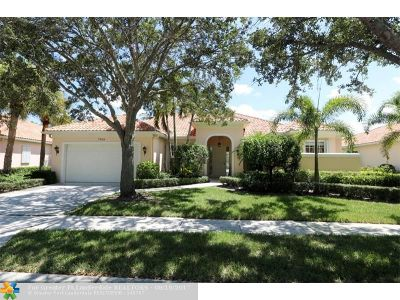 West Palm Beach Single Family Home For Sale: 7818 Spring Creek Dr