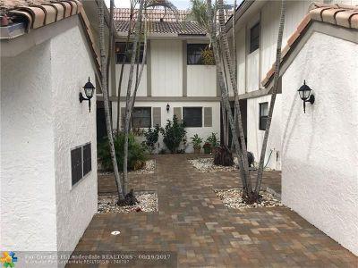 Coral Springs FL Rental For Rent: $1,650