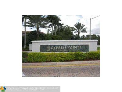 Coral Springs FL Rental For Rent: $1,275