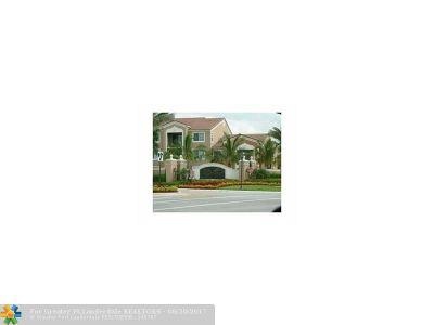 Tamarac Condo/Townhouse Backup Contract-Call LA: 8020 N Nob Hill Rd #303