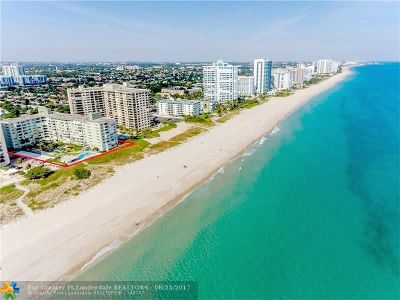 Pompano Beach Condo/Townhouse For Sale: 1850 S Ocean Blvd #507