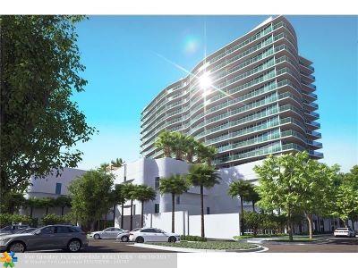 Pompano Beach Condo/Townhouse For Sale: 3300 SE 1 St #808