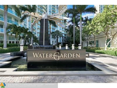 Fort Lauderdale Condo/Townhouse For Sale: 347 N New River Dr #2309