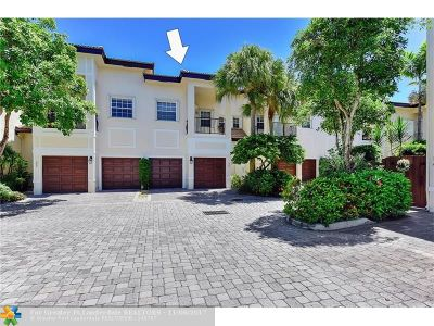 Fort Lauderdale Condo/Townhouse For Sale: 320 NE 7th Ave #320