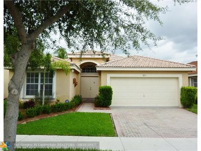 Miramar Single Family Home For Sale: 18131 SW 33rd St