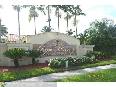 Pompano Beach Condo/Townhouse For Sale: 1263 SW 46th Ave #2111