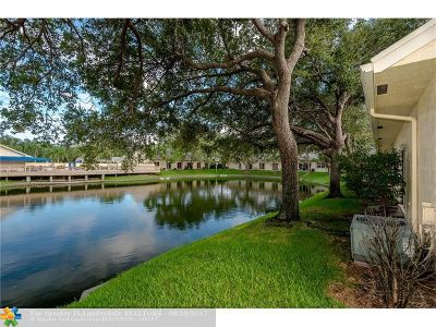 Fort Lauderdale Condo/Townhouse For Sale: 5201 SW 31st Ave #122
