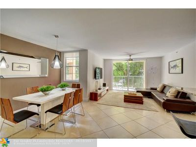 Aventura Condo/Townhouse For Sale: 19555 E Country Club Dr #8-308