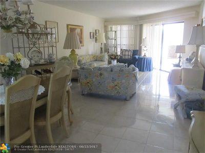 Tamarac Condo/Townhouse For Sale: 7332 Fairfax Dr #112