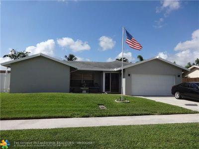 Deerfield Beach Single Family Home Backup Contract-Call LA: 2836 SW 13th Ct