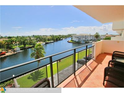 Hallandale Condo/Townhouse For Sale: 401 Golden Isles Dr #409