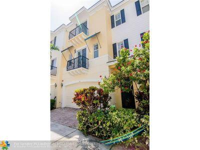 Boca Raton Condo/Townhouse For Sale: 531 NW 39th Circle #531