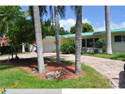 Deerfield Beach Single Family Home Backup Contract-Call LA: 1521 SE 11th St