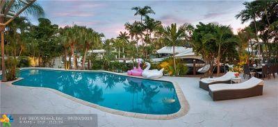 Fort Lauderdale Rental For Rent: 28 Pelican Isle