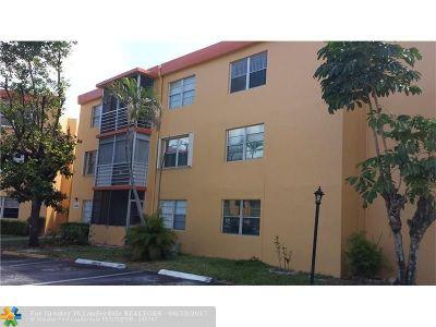 Pompano Beach Condo/Townhouse For Sale: 4394 NW 9th Ave #2C