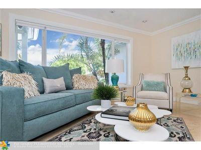 Fort Lauderdale Single Family Home For Sale: 629 NE 16th Ter