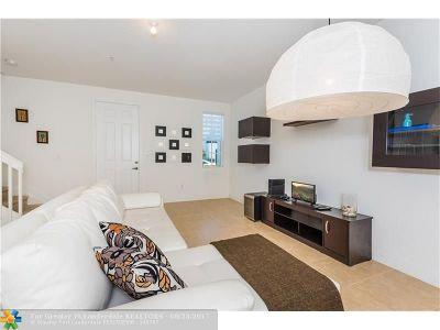 Miramar Condo/Townhouse For Sale: 11965 SW 28th Ct #11965