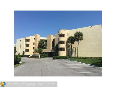 Boca Raton Condo/Townhouse For Sale: 5651 Camino Del Sol #101